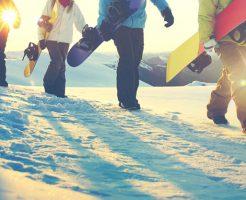スキースノボ旅行