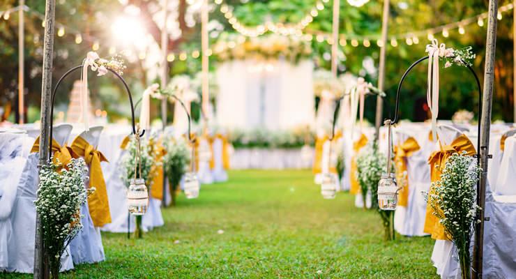 結婚式場情報